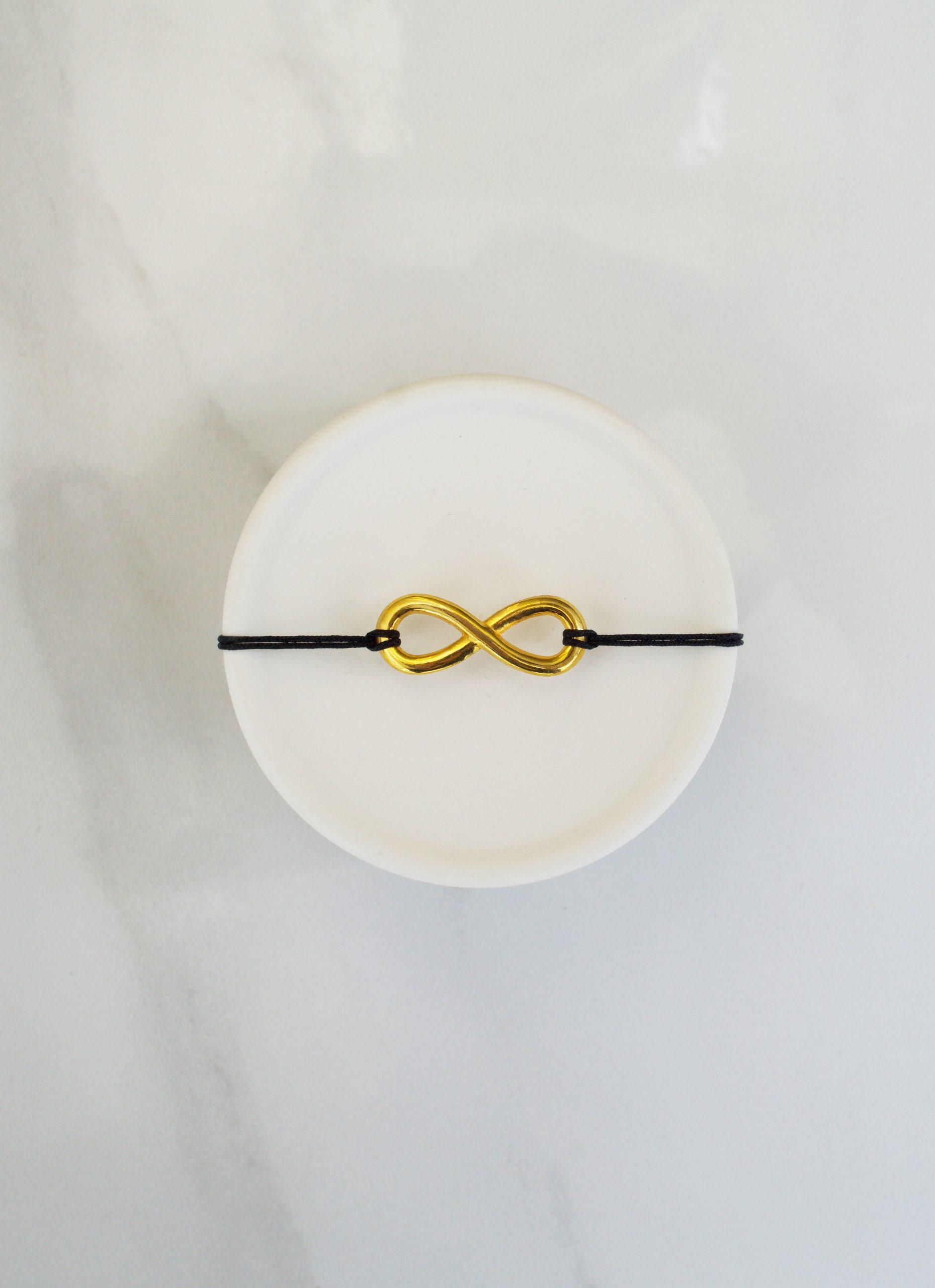 Infinity Charm Bracelet Illusion Boutique